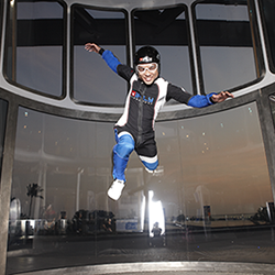 iFly Singapore | Experience the thrill of indoor skydiving